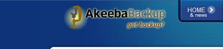 Создаём тестовый сайт на Joomla с помощью Akeeba Backup