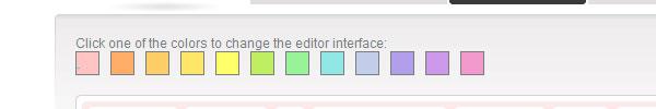 Выбор цвета окна редактора CKeditor
