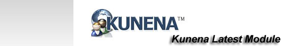 Последние сообщения на форуме Kunena с помощью Kunena Latest Module