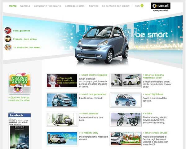 Красивые сайты на Joomla автомобильной тематики #1