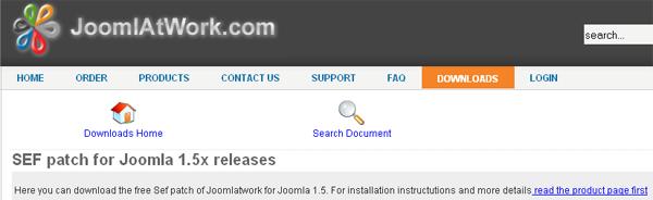 Как именить title в Joomla и управление meta тегами в статьях Joomla