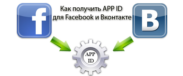 Как получить APP ID для Facebook и Вконтакте