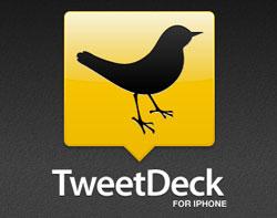 Работа с социальными сетями. TweetDeck