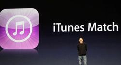 ITunes Match от Apple