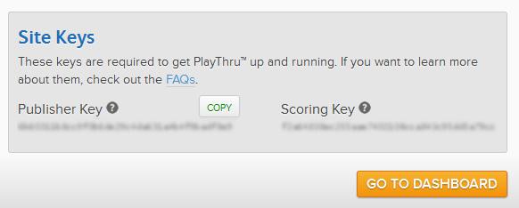 site-keys