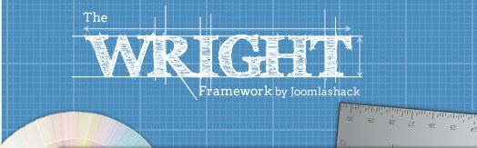 Скачать бесплатные шаблоны на фреймворке Wright