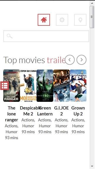 Мобильная версия шаблона для Joomla 3 - ST Movie