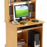 Компактный компьютерный стол Ника Микс 6